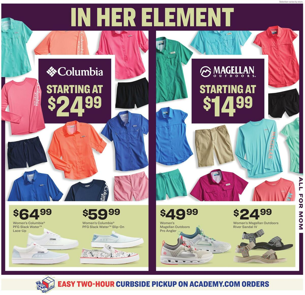 Academy Sports + Outdoors Weekly Ad from May 3