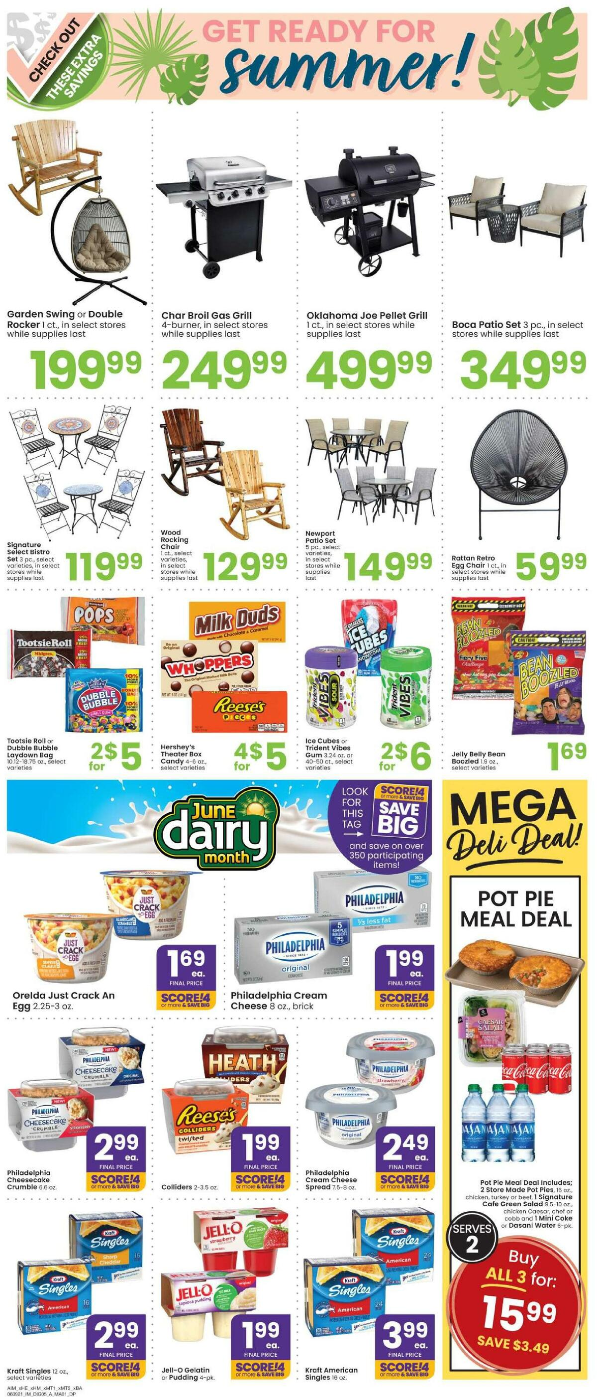 Albertsons Weekly Ad from June 9