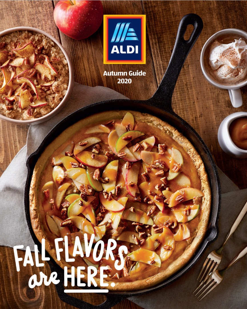 ALDI Fall Catalog Weekly Ad from September 13