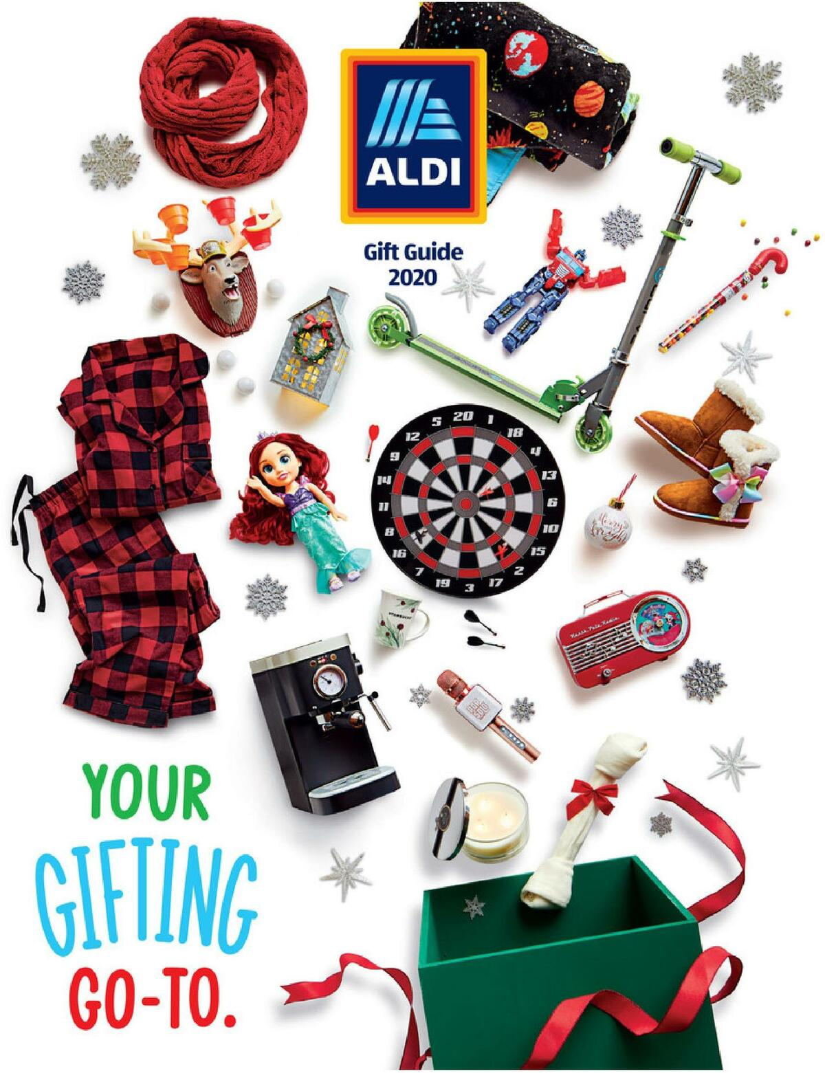 ALDI Gift Guide Catalog Weekly Ad from November 1