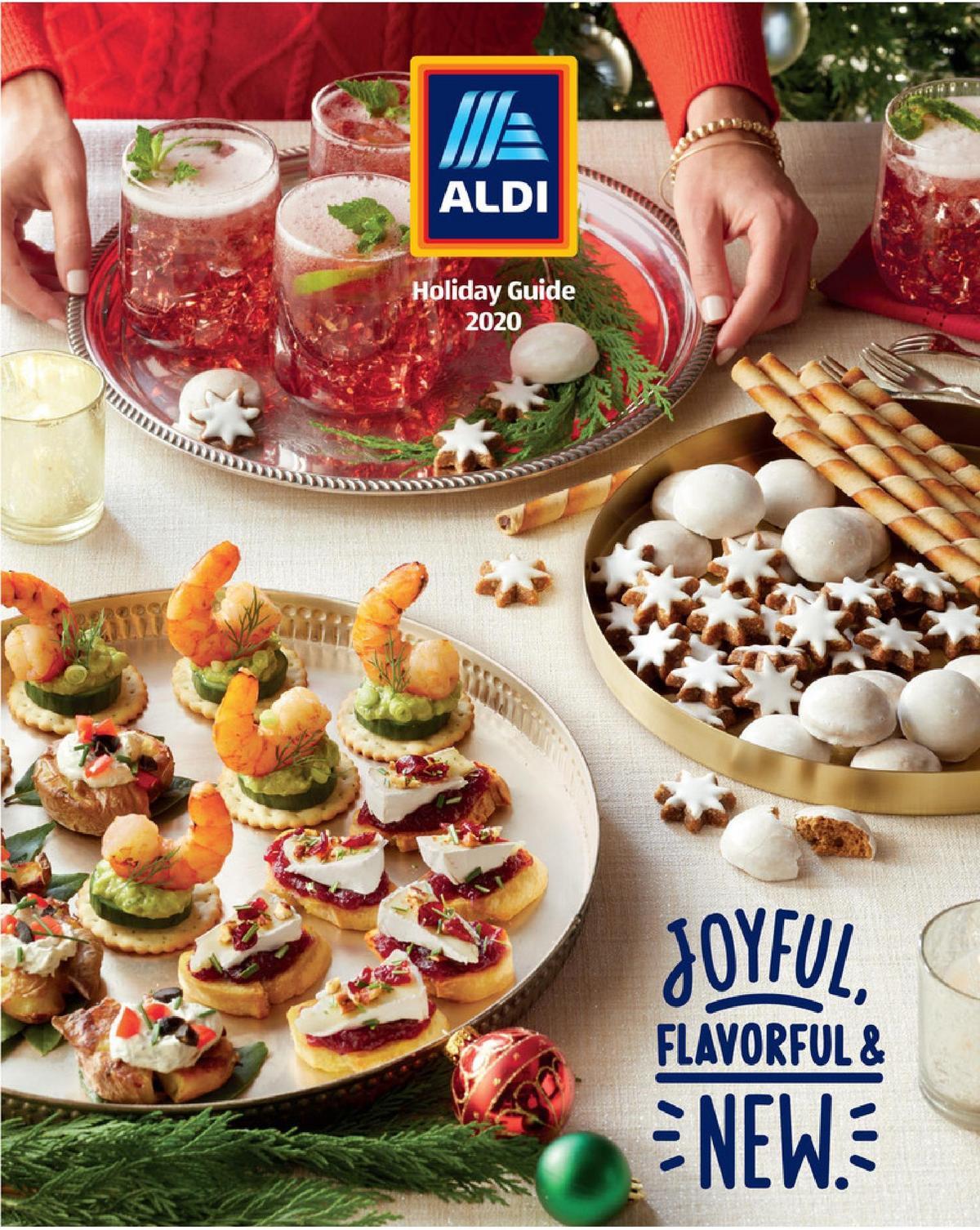 ALDI Christmas Catalog Weekly Ad from November 18