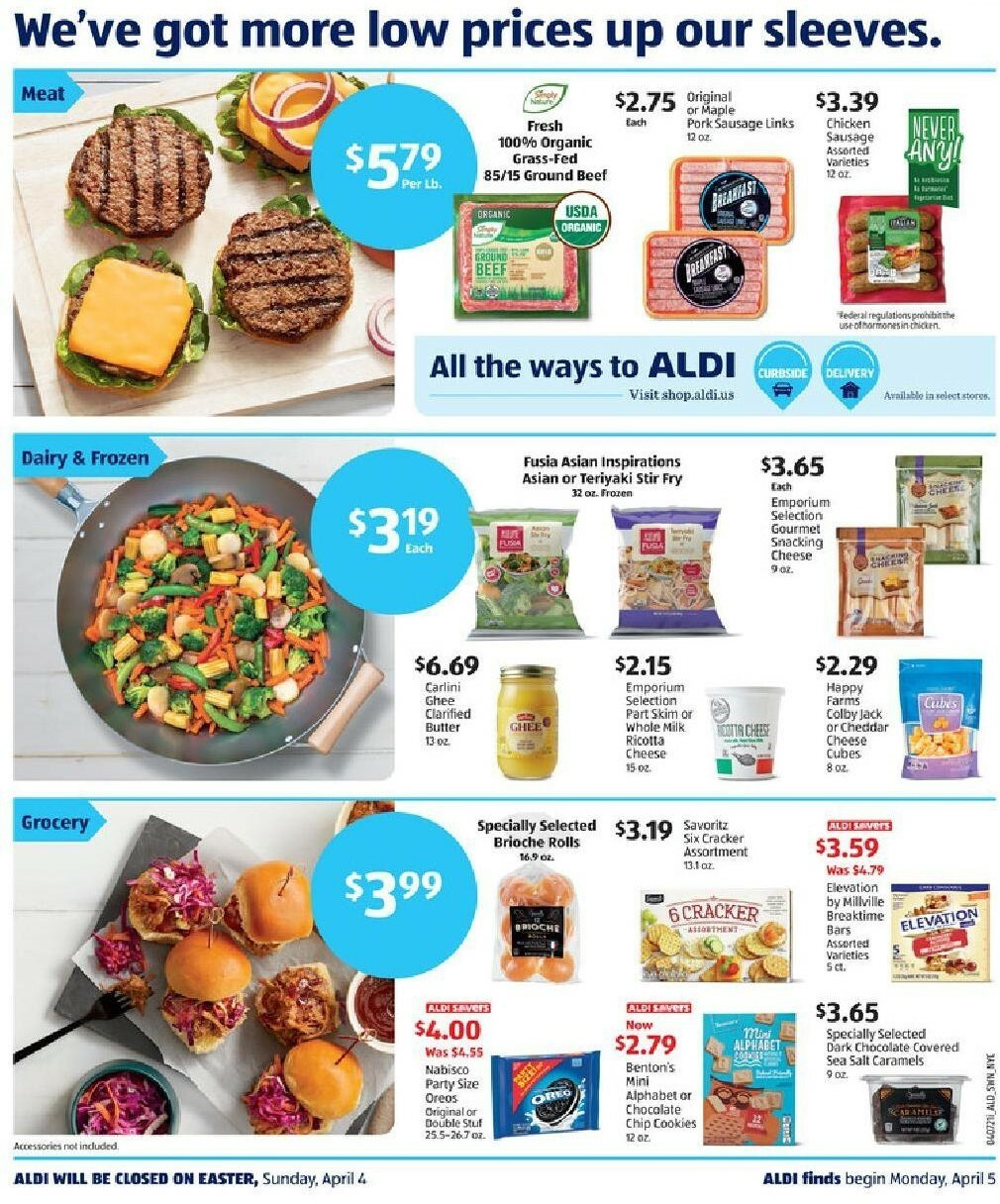 ALDI Weekly Ad from April 5