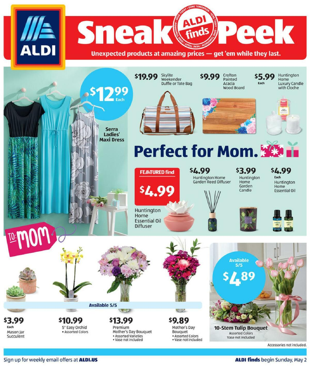 ALDI In Store Ad Weekly Ad from May 2