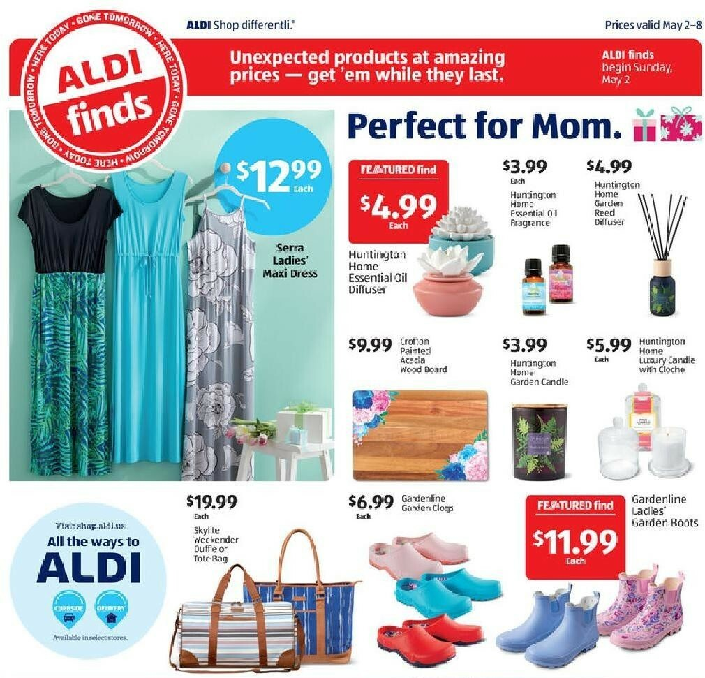 ALDI Weekly Ad from May 2