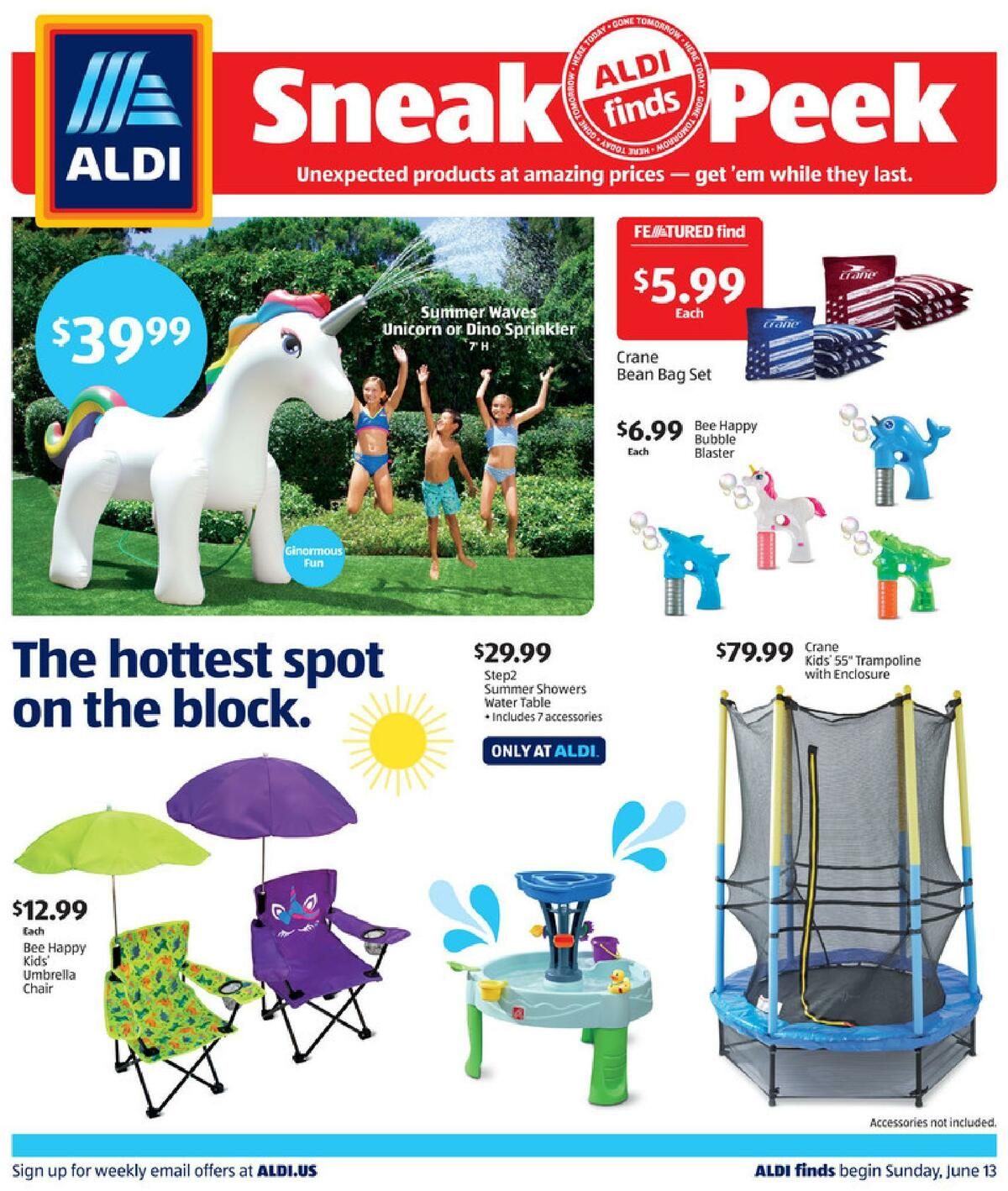 ALDI In Store Ad Weekly Ad from June 13