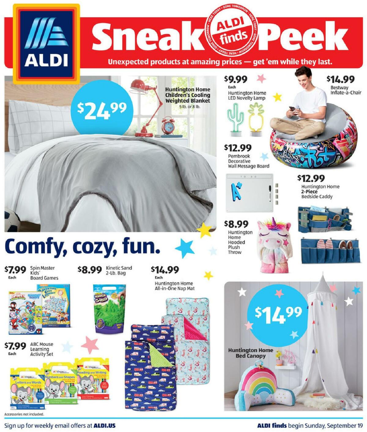 ALDI In Store Ad Weekly Ad from September 19