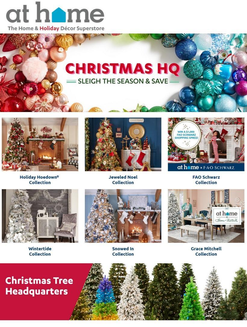 At Home Weekly Ad from November 17