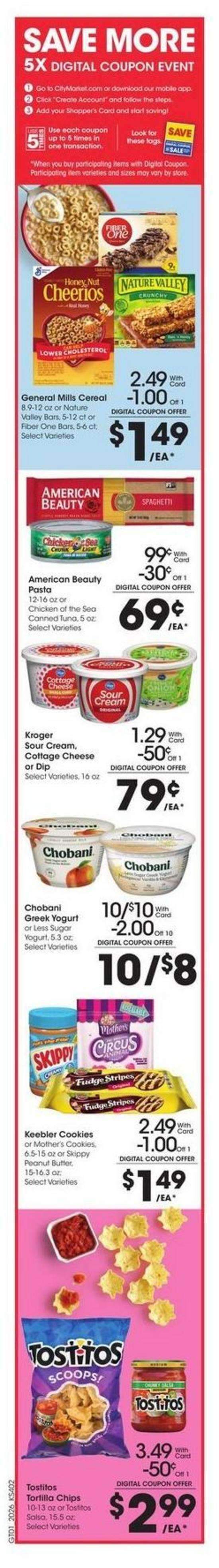City Market Weekly Ad from July 29