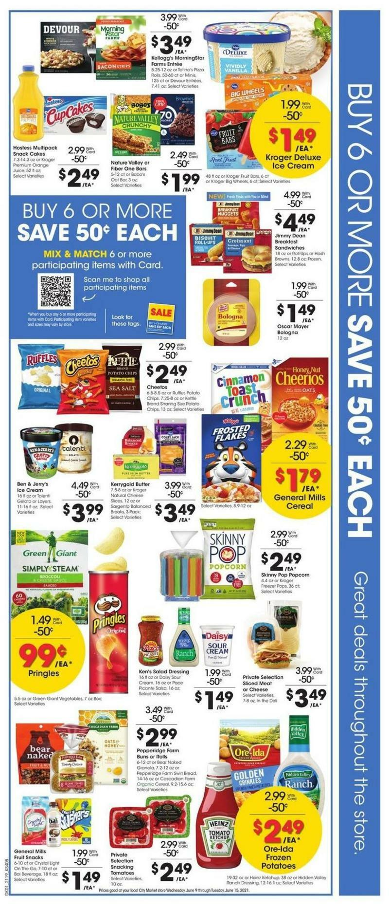 City Market Weekly Ad from June 9