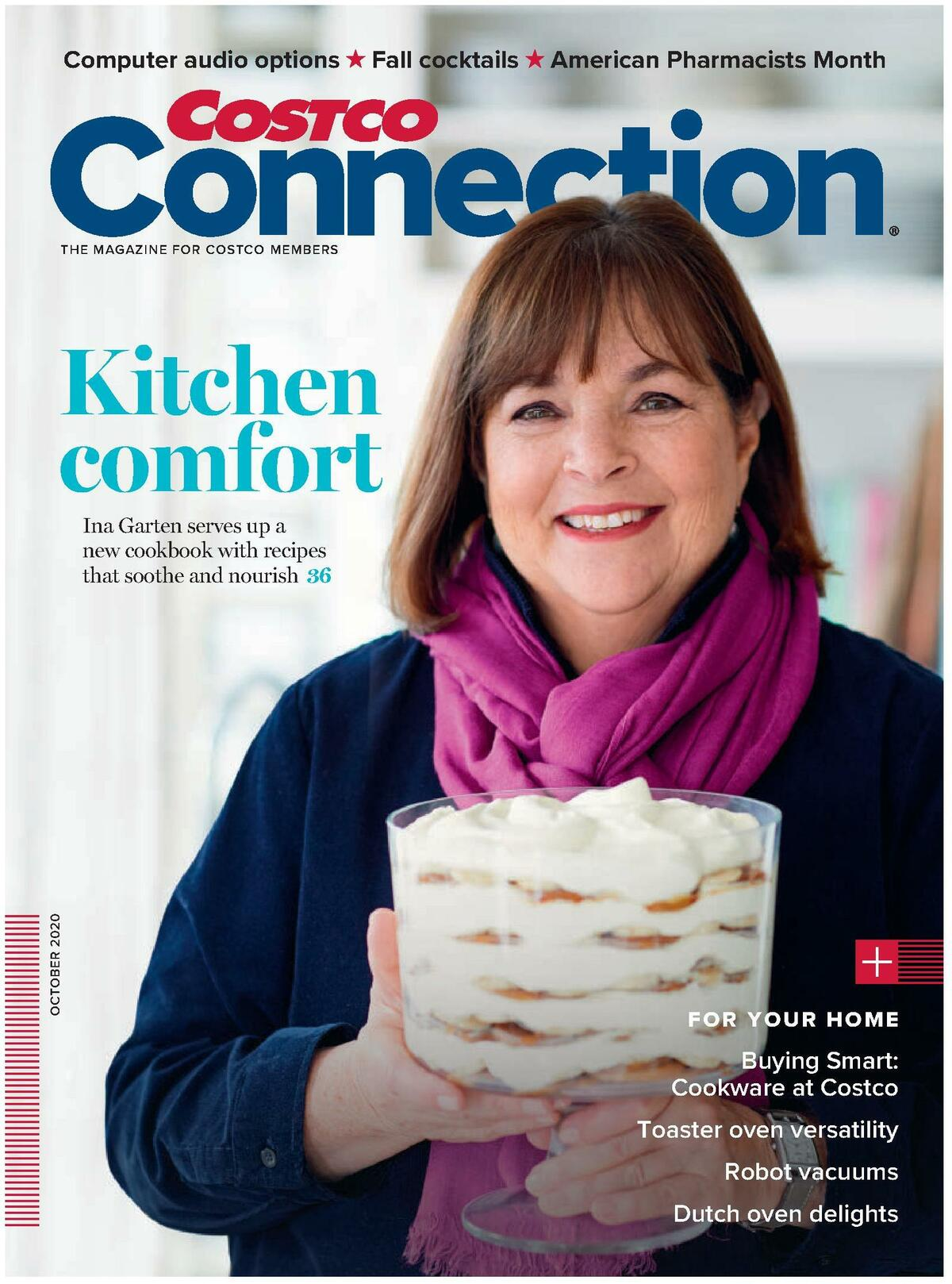 Costco Connection October Weekly Ad from October 1