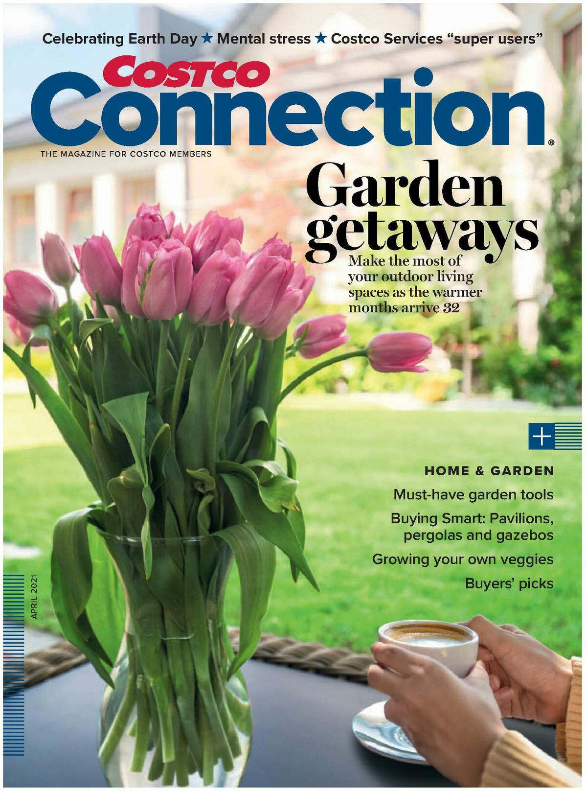 Costco Connection April Weekly Ad from April 1