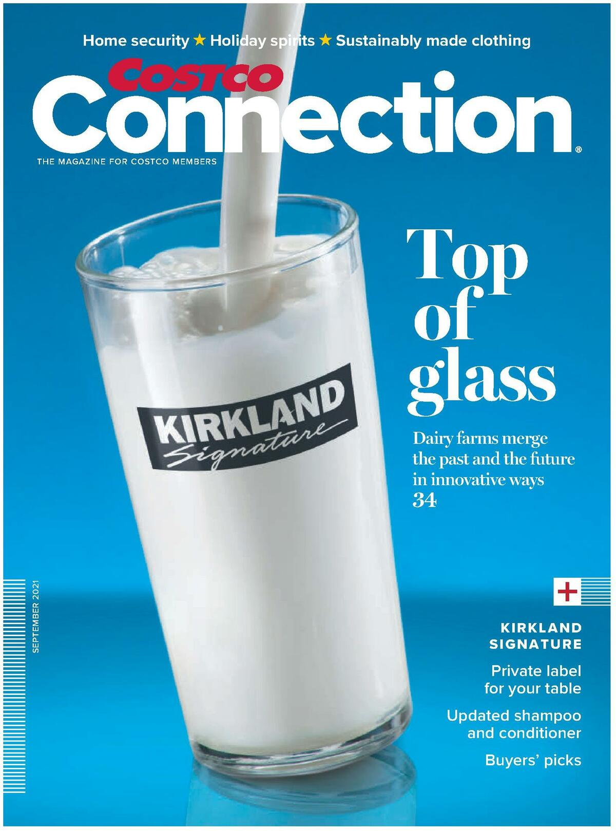 Costco Connection September Weekly Ad from September 1