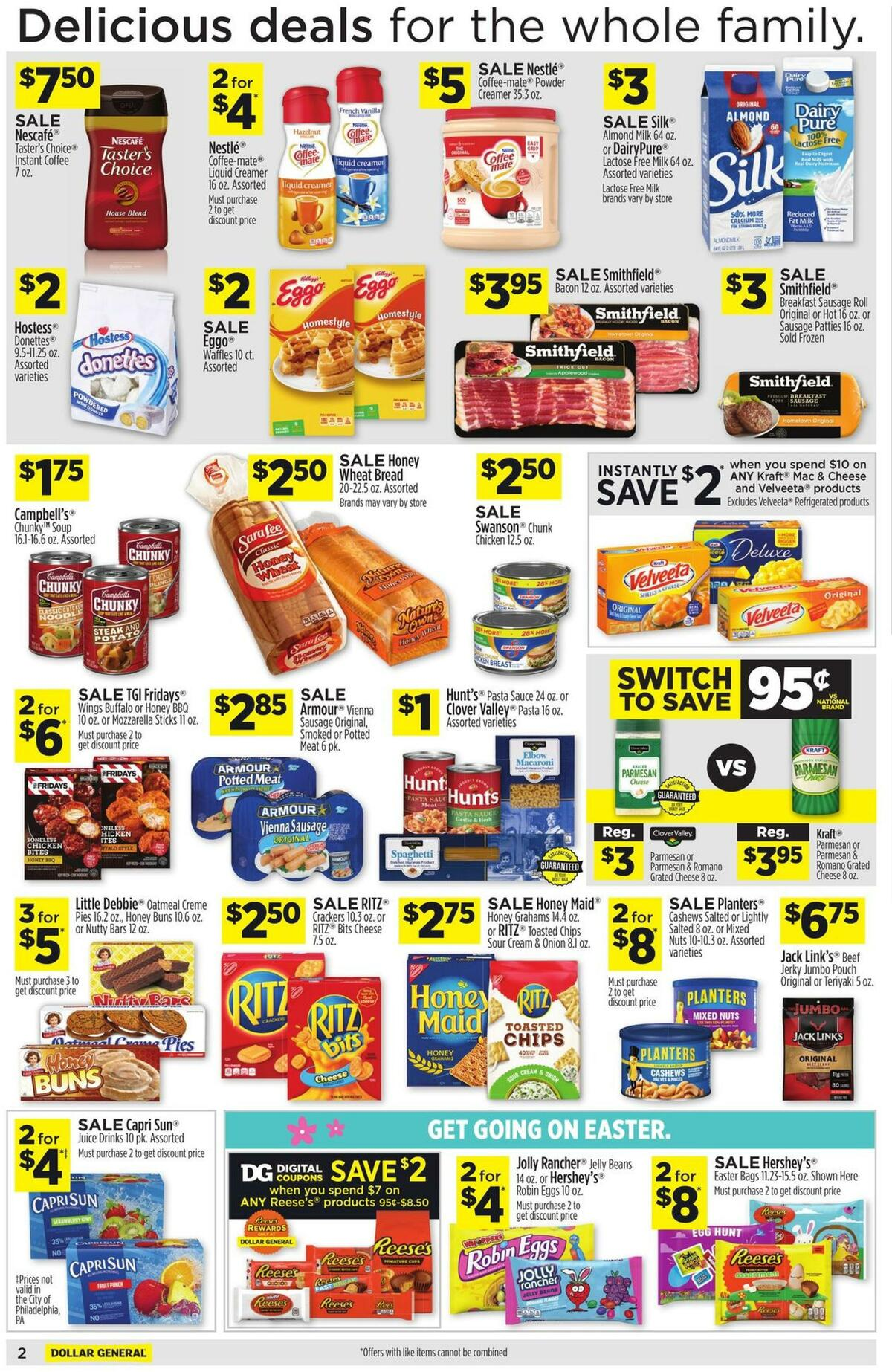 Dollar General Weekly Ad from February 21