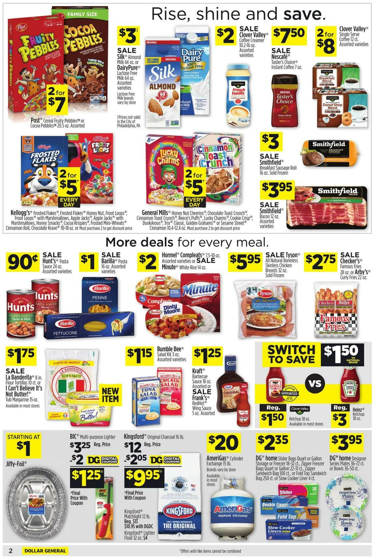 Dollar General Weekly Ad from May 2