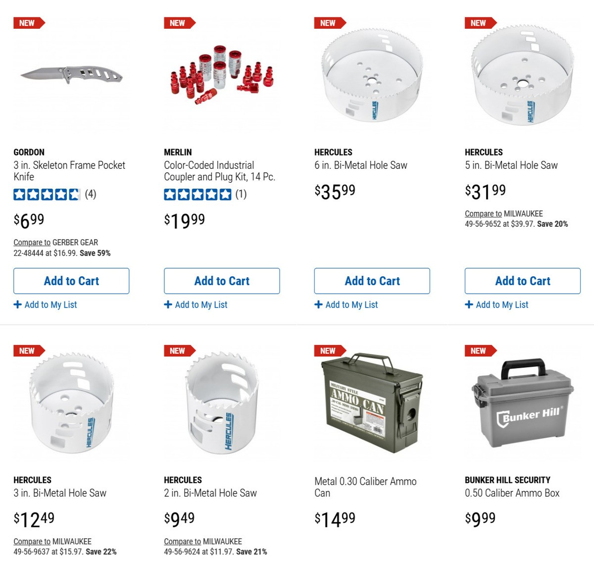Harbor Freight Tools Weekly Ad from March 15