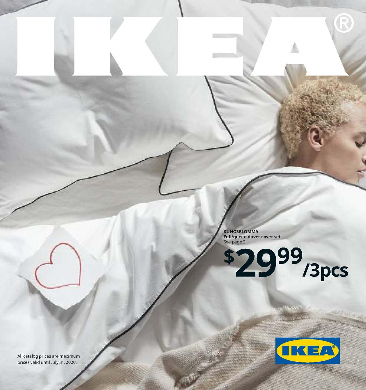 IKEA Weekly Ad from August 1