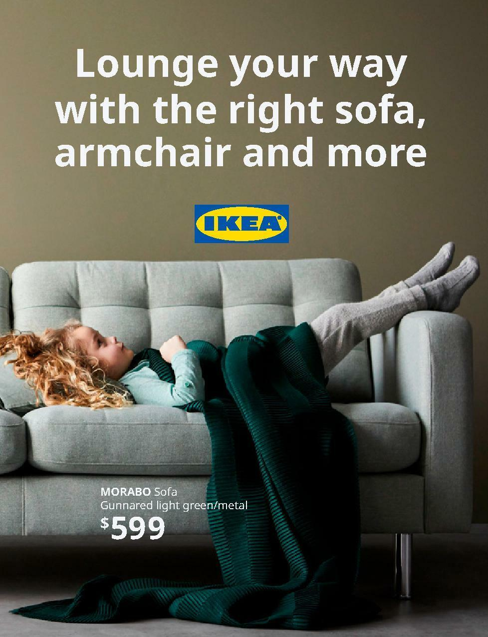 IKEA Seating Brochure 2021 Weekly Ad from August 31