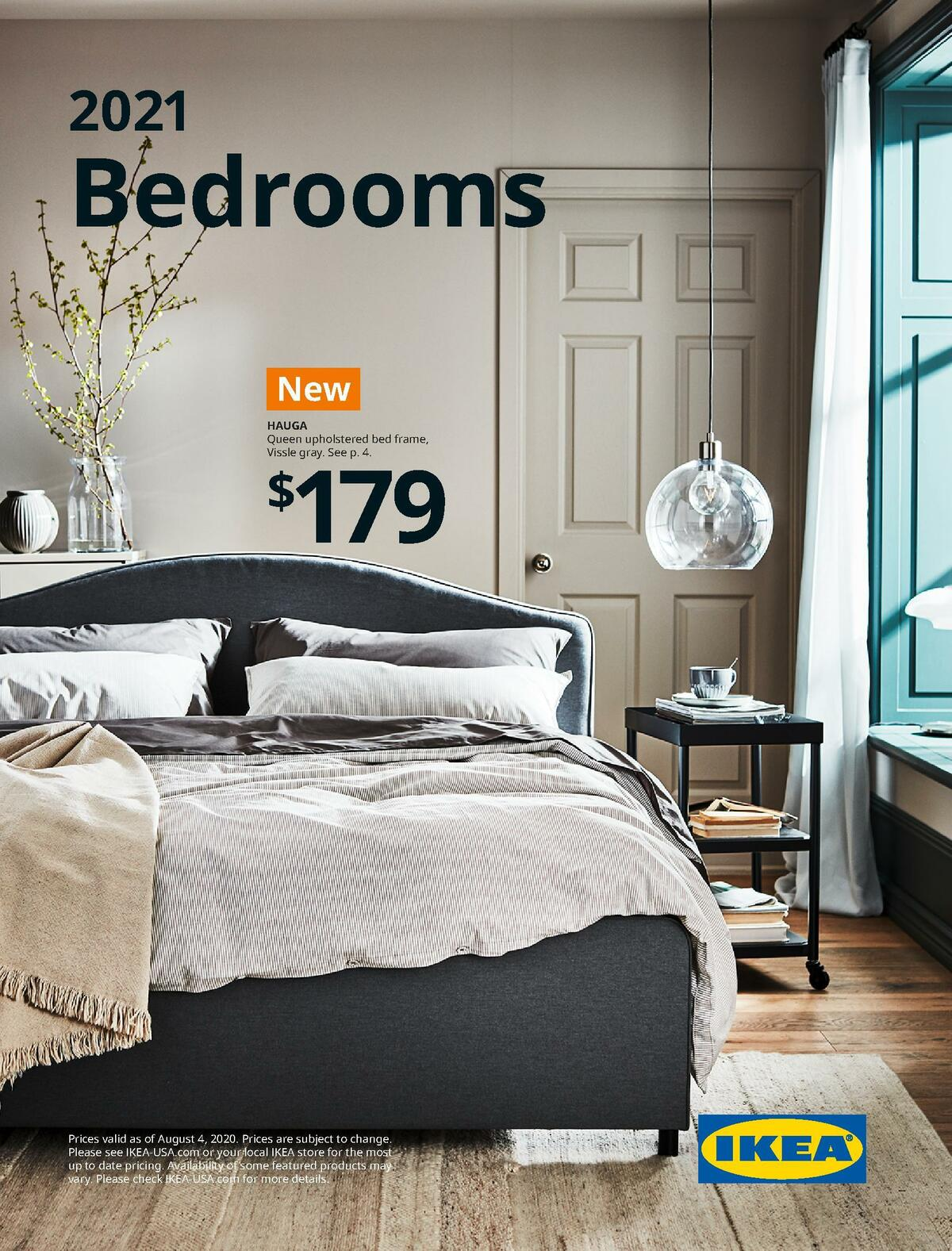 IKEA Bedrooms Brochure 2021 Weekly Ad from August 31