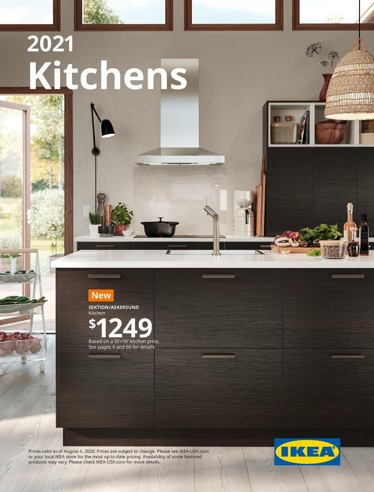 IKEA Kitchens Brochure 2021 Weekly Ad from August 31