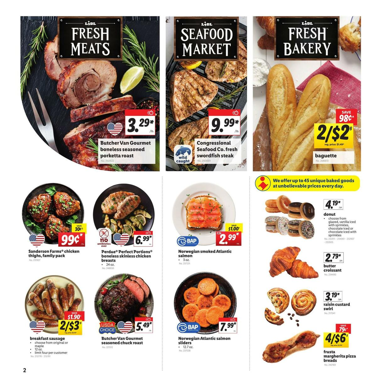 LIDL Weekly Ad from January 20