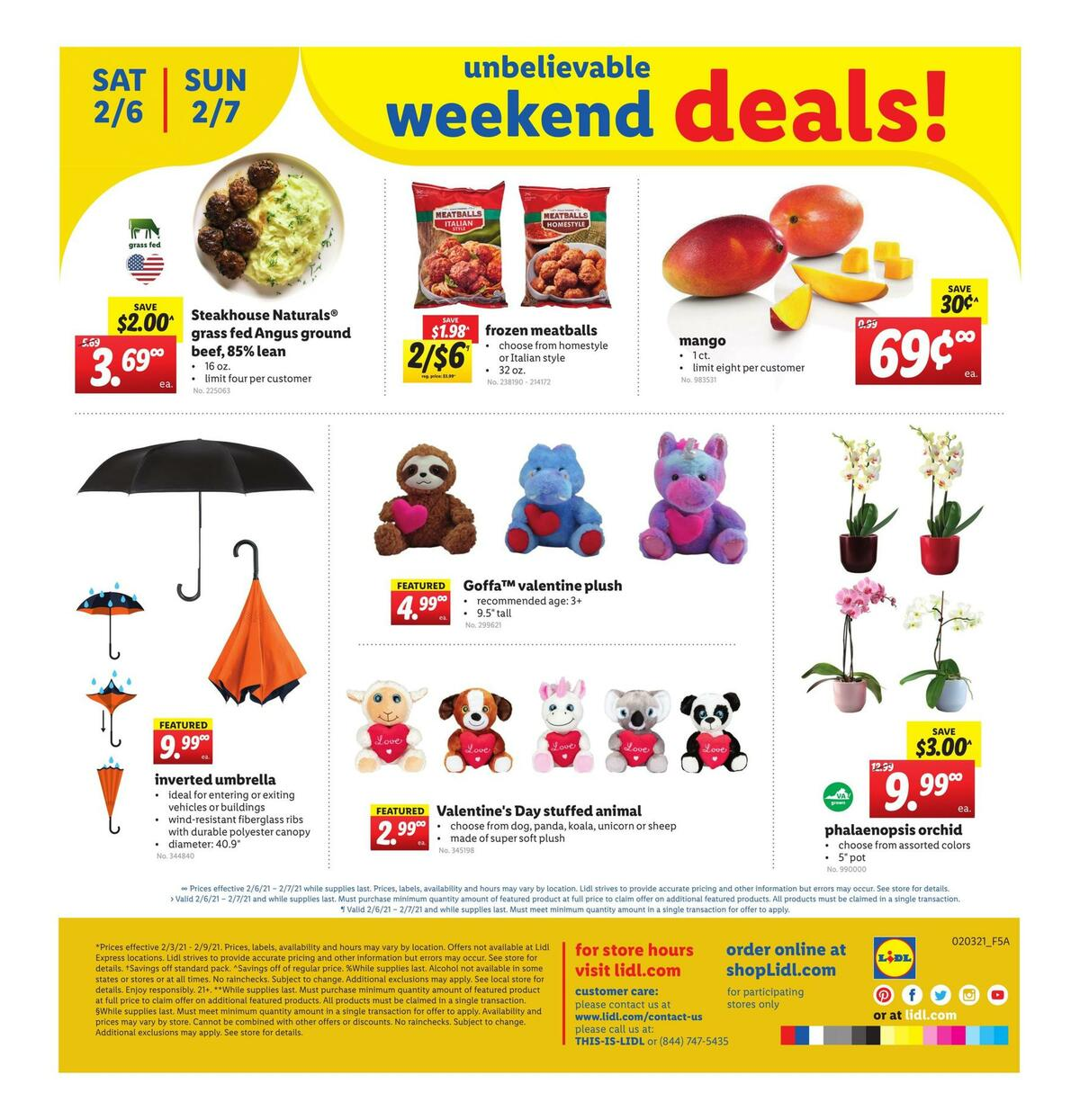 LIDL Weekly Ad from February 3
