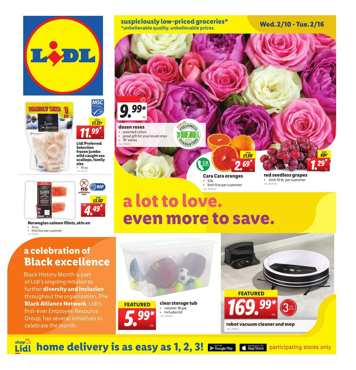 LIDL Weekly Ad from February 10