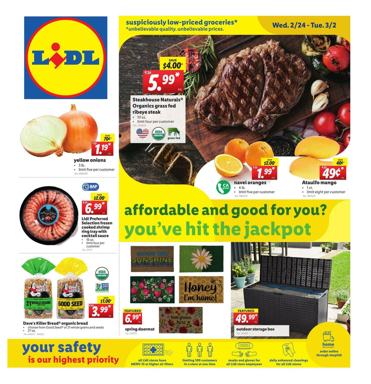 LIDL Weekly Ad from February 24