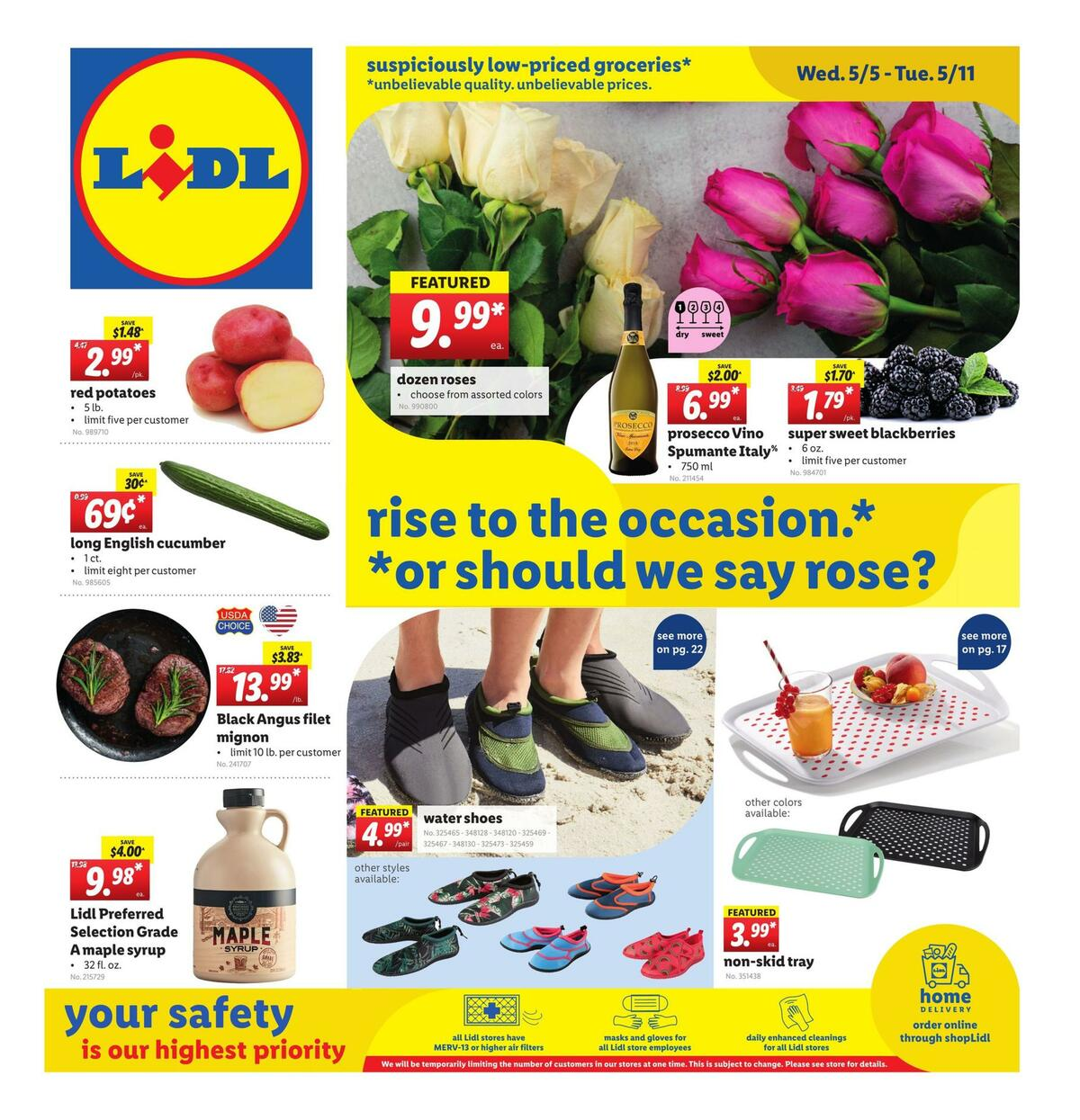 LIDL Weekly Ad from May 5