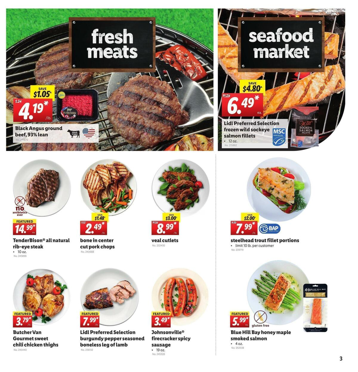 LIDL Weekly Ad from June 9