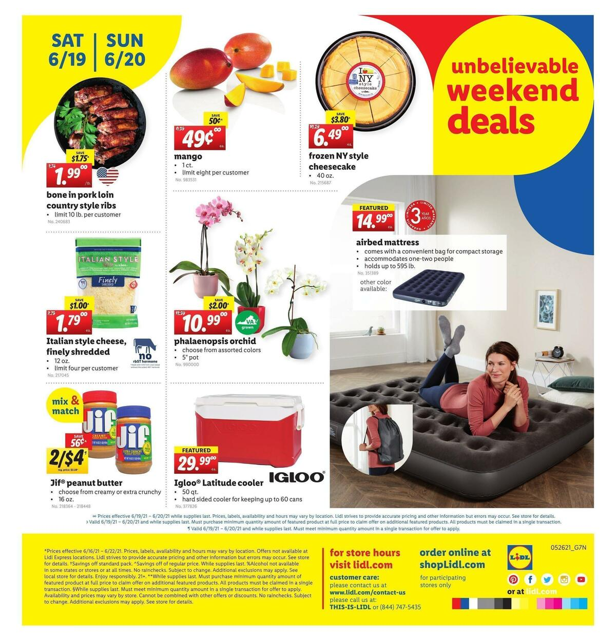 LIDL Weekly Ad from June 16