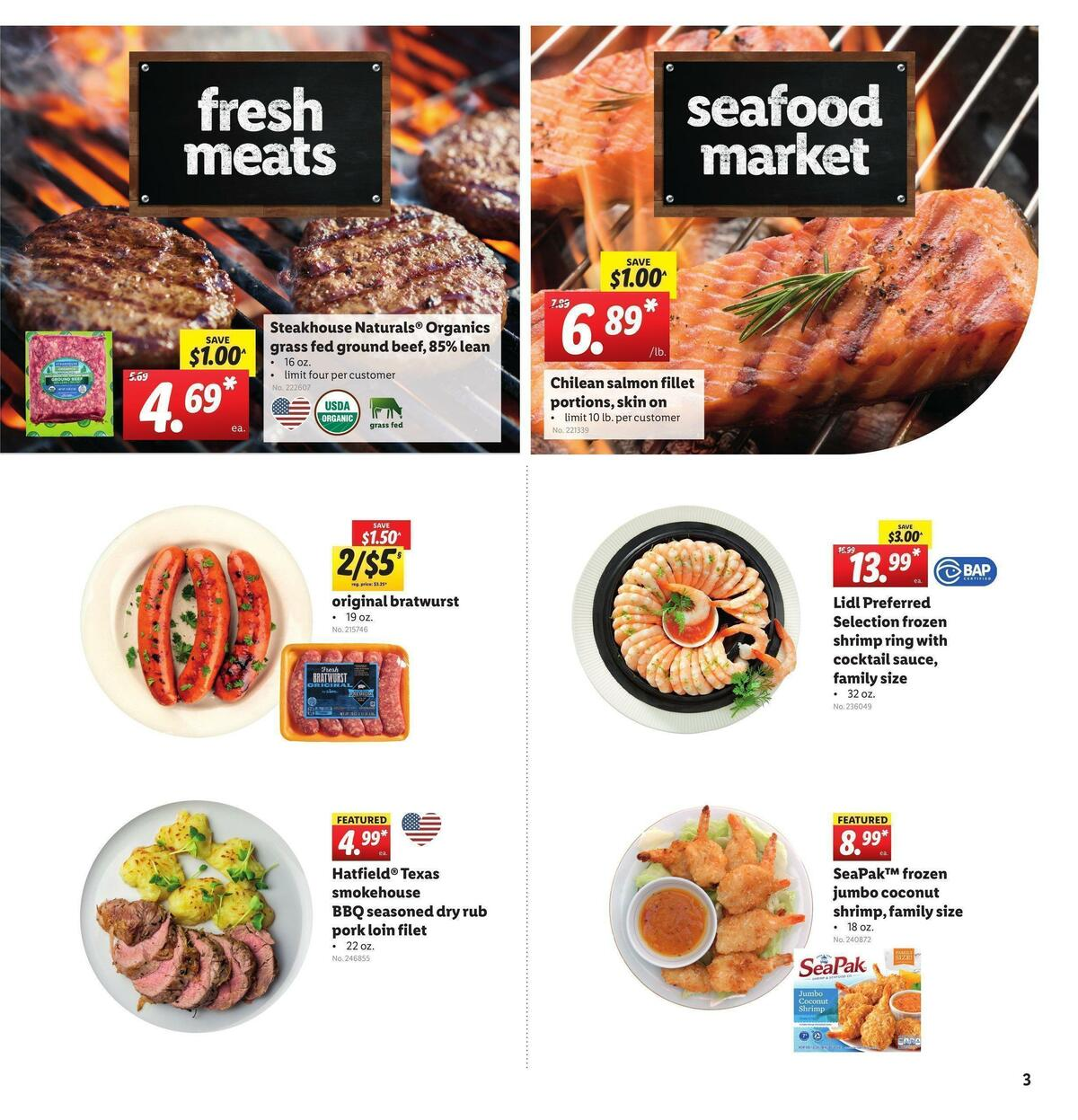 LIDL Weekly Ad from July 7