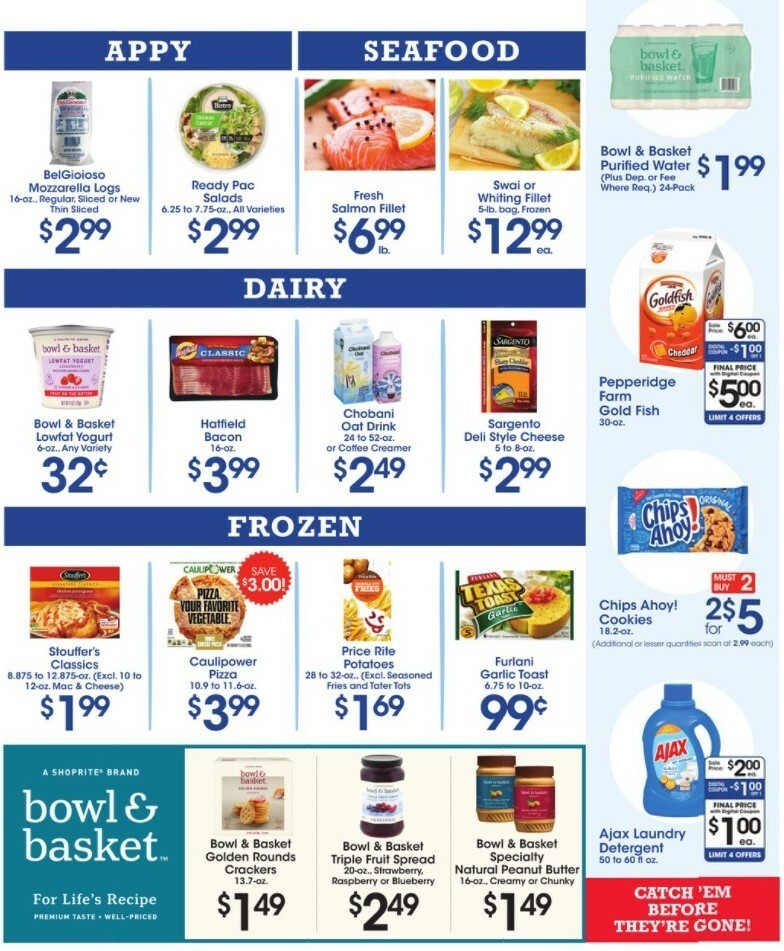 Price Rite Weekly Ad from April 30