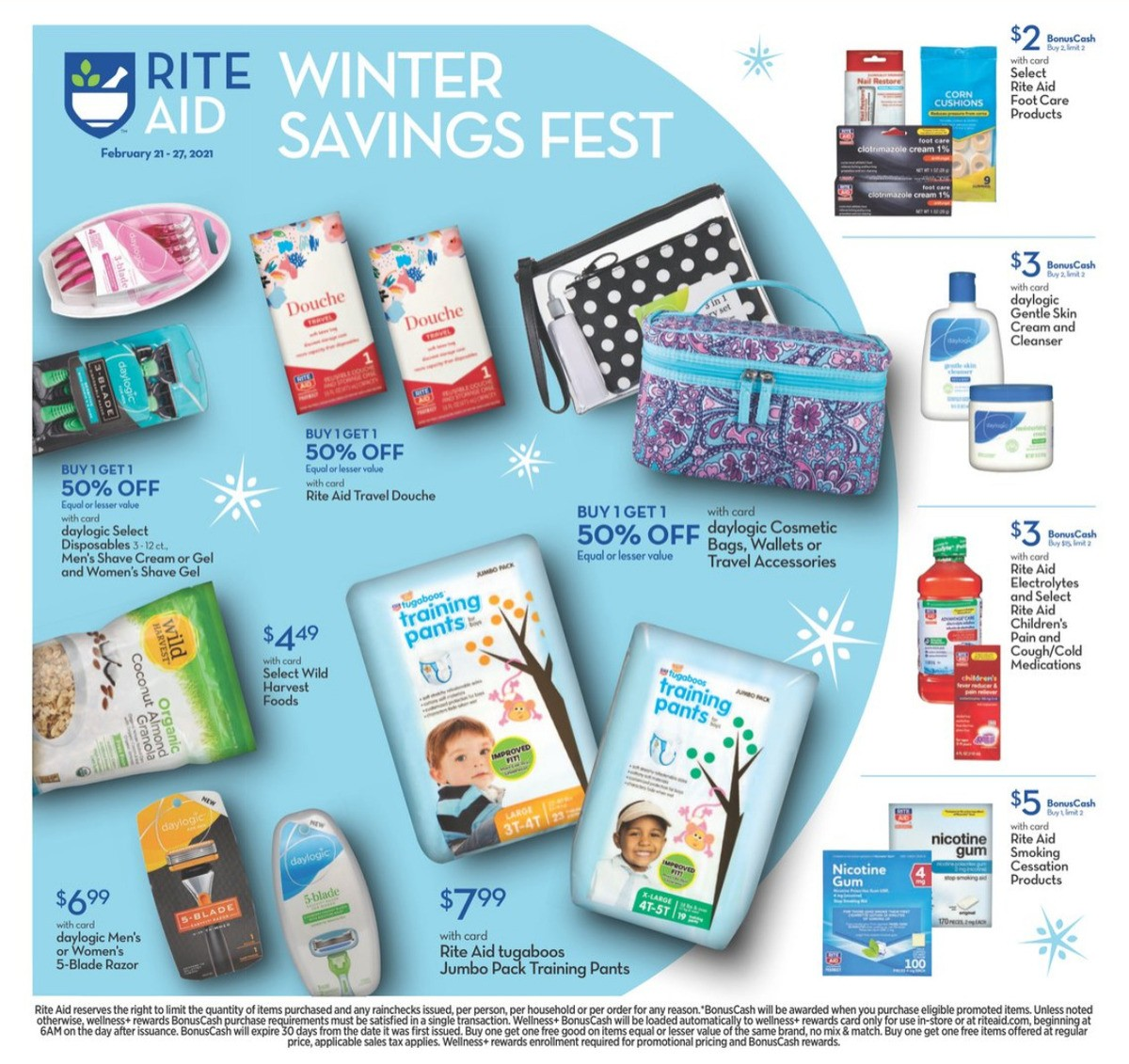 Rite Aid Additional Deals Weekly Ad from February 21