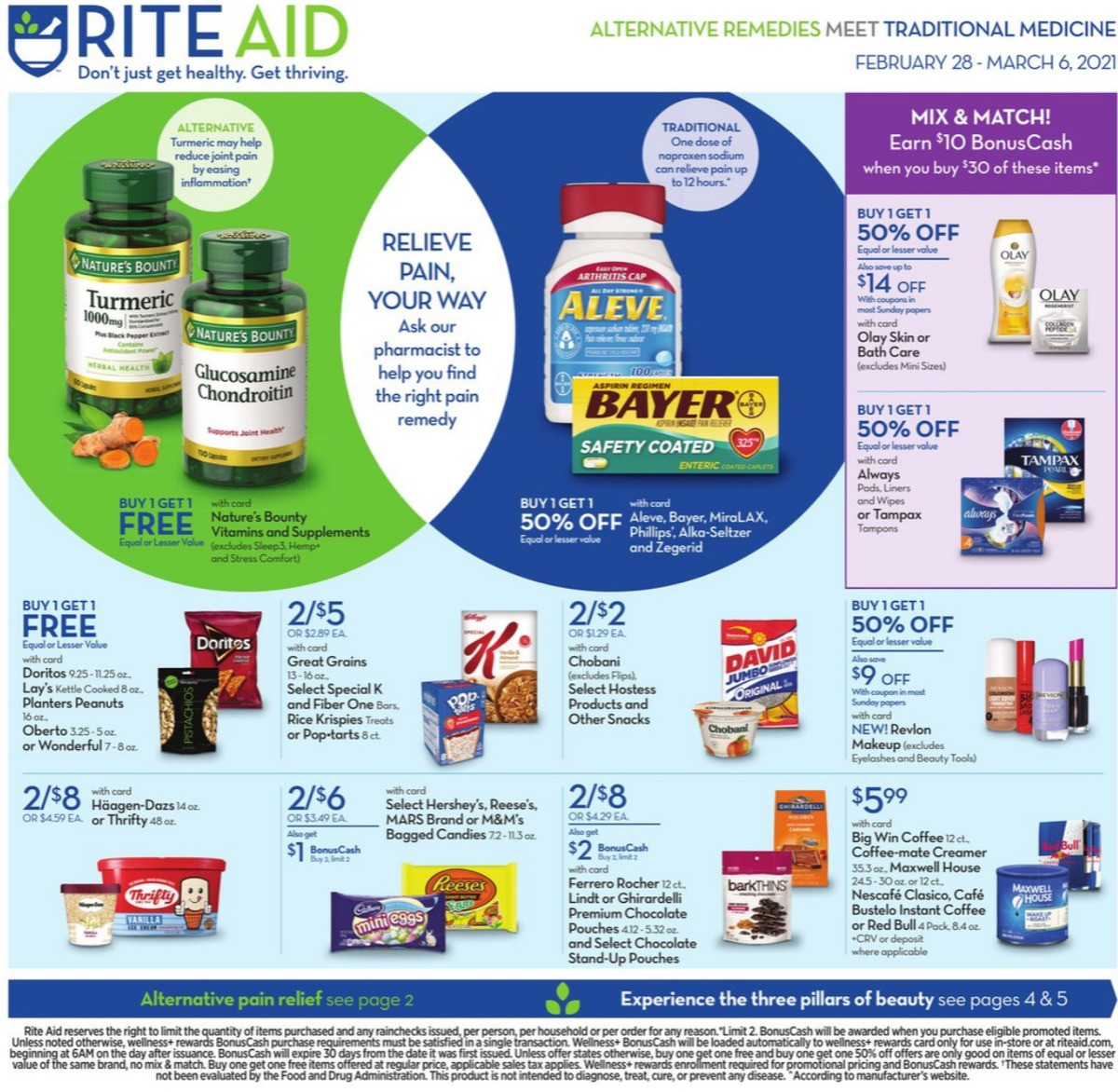 Rite Aid Weekly Ad from February 28