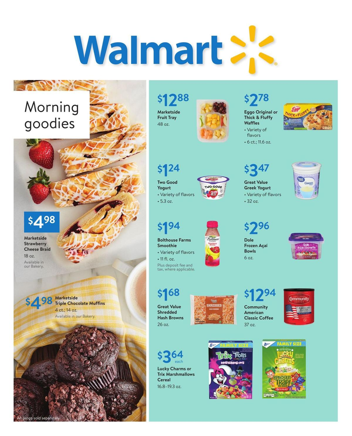 Walmart Weekly Ad from March 15
