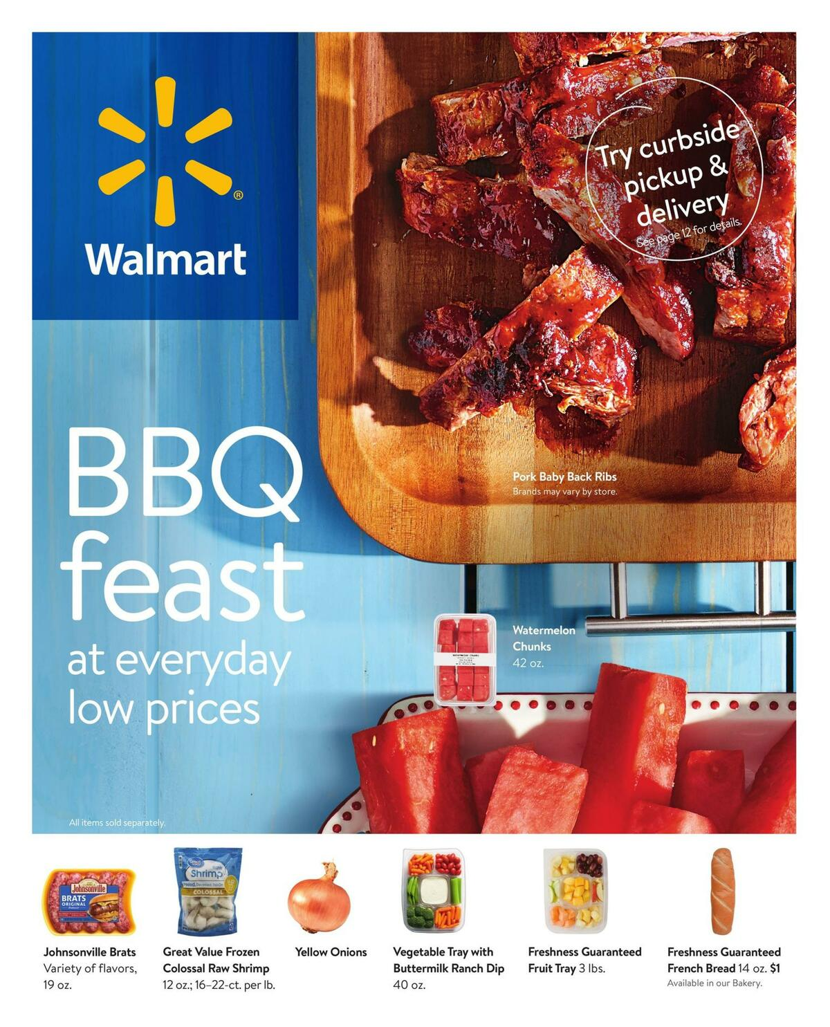 Walmart Weekly Ad from June 24