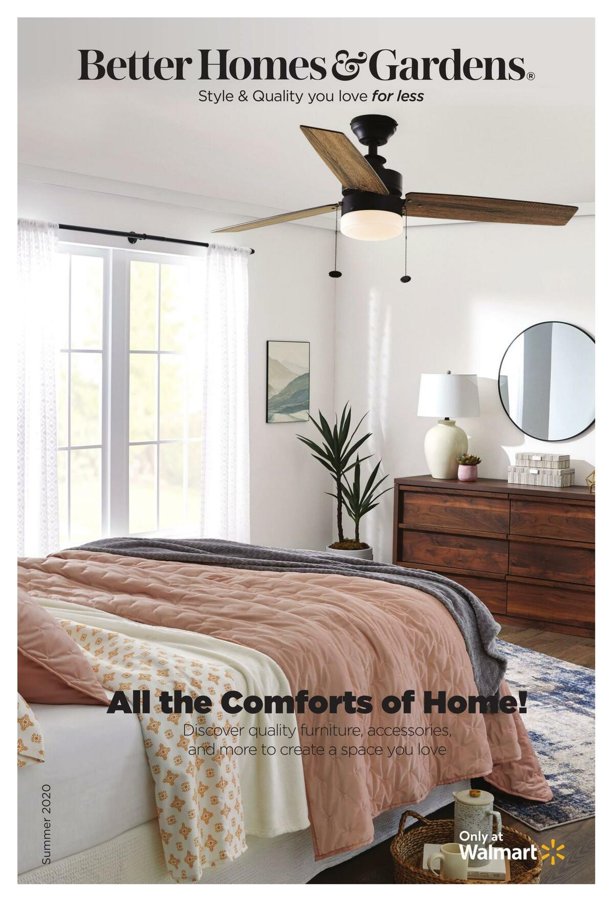 Walmart Better Homes & Gardens Weekly Ad from July 13