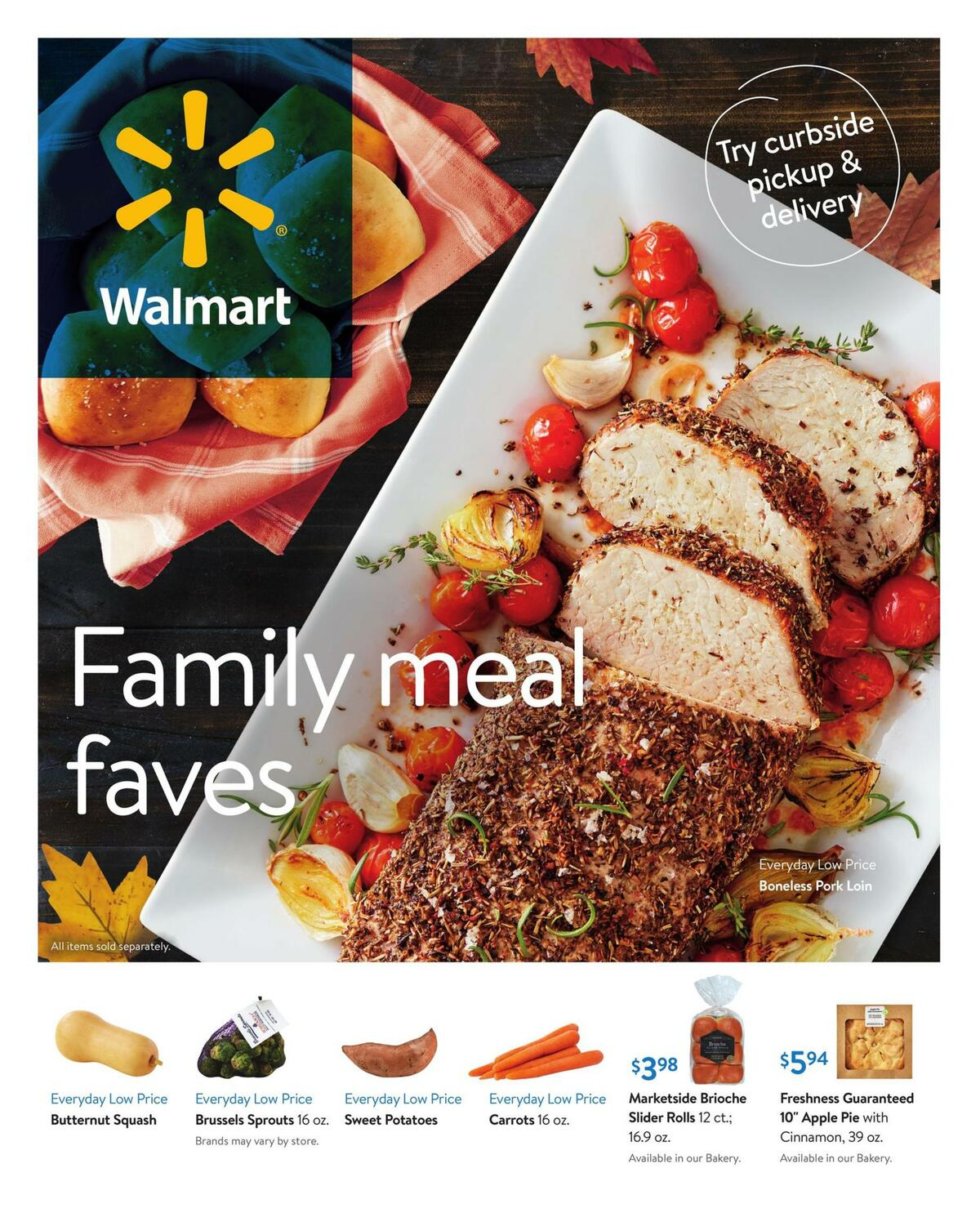 Walmart Weekly Ad from September 30
