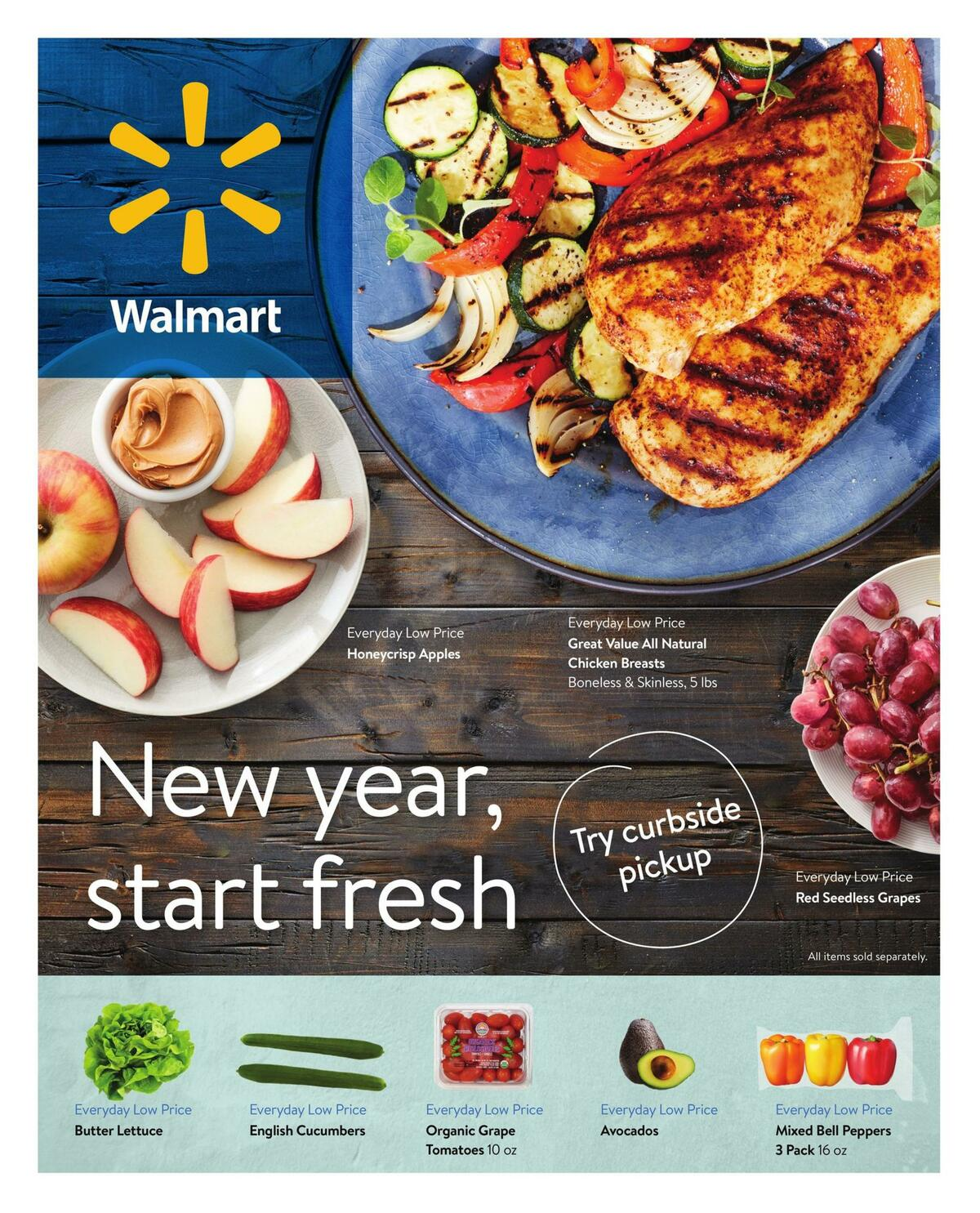 Walmart Weekly Ad from December 30