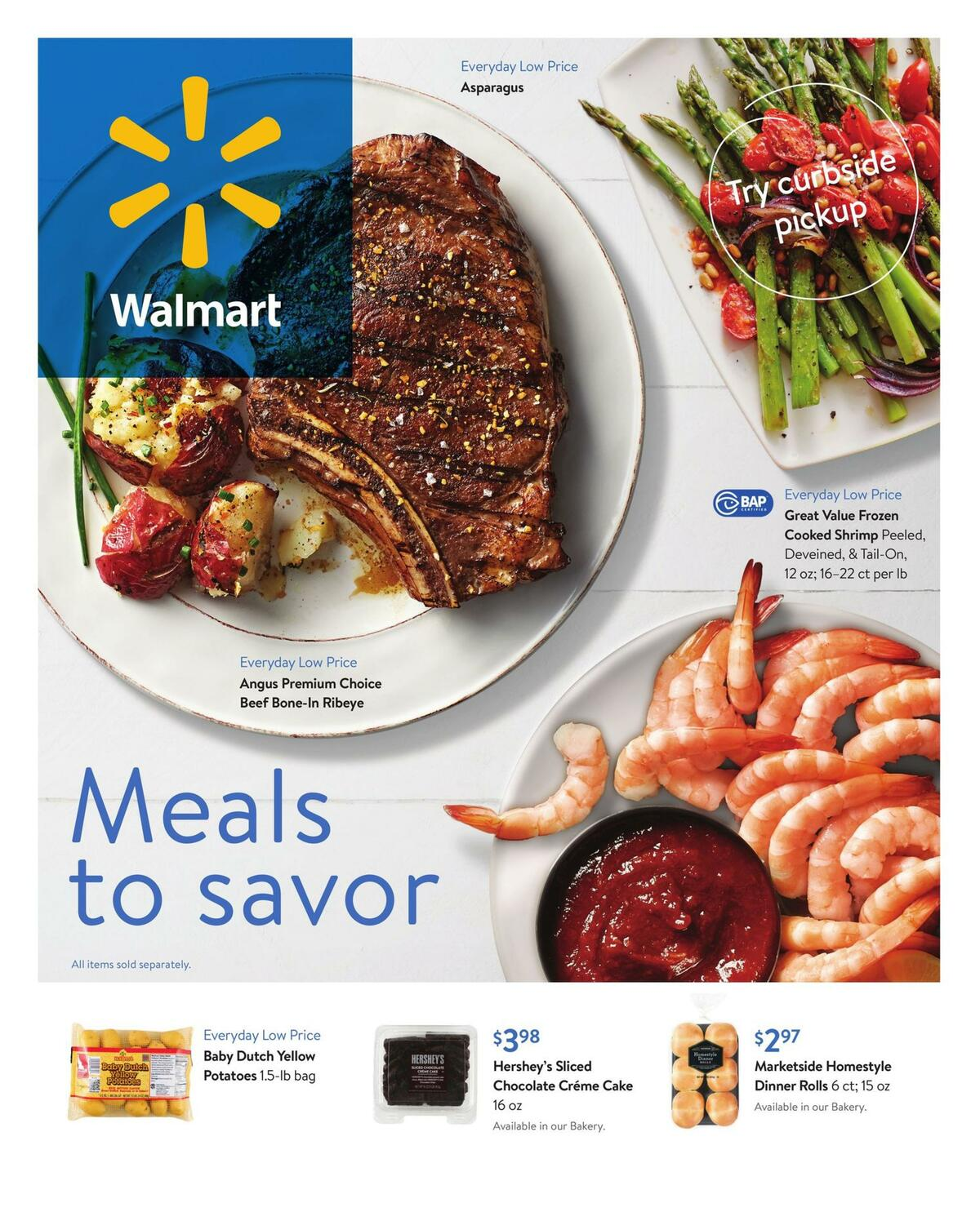Walmart Weekly Ad from February 15