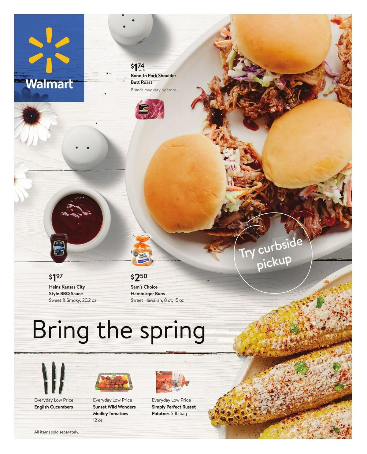 Walmart Weekly Ad from April 5