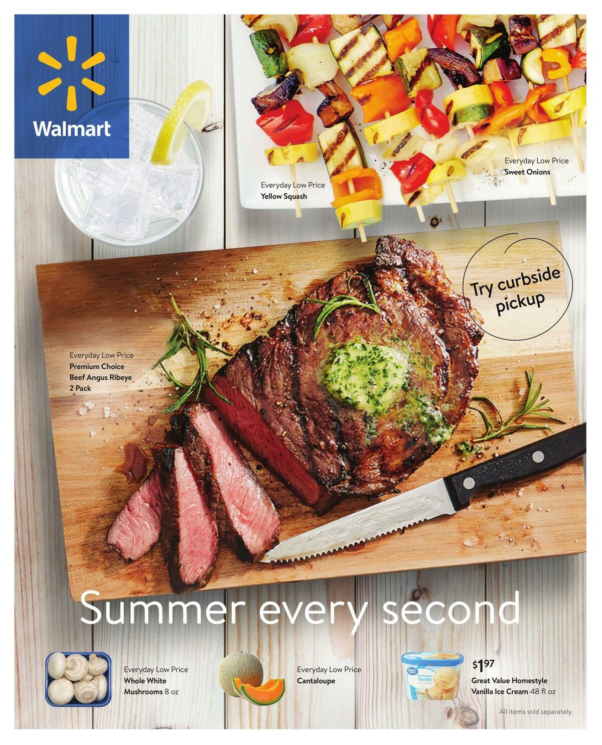 Walmart Weekly Ad from June 2