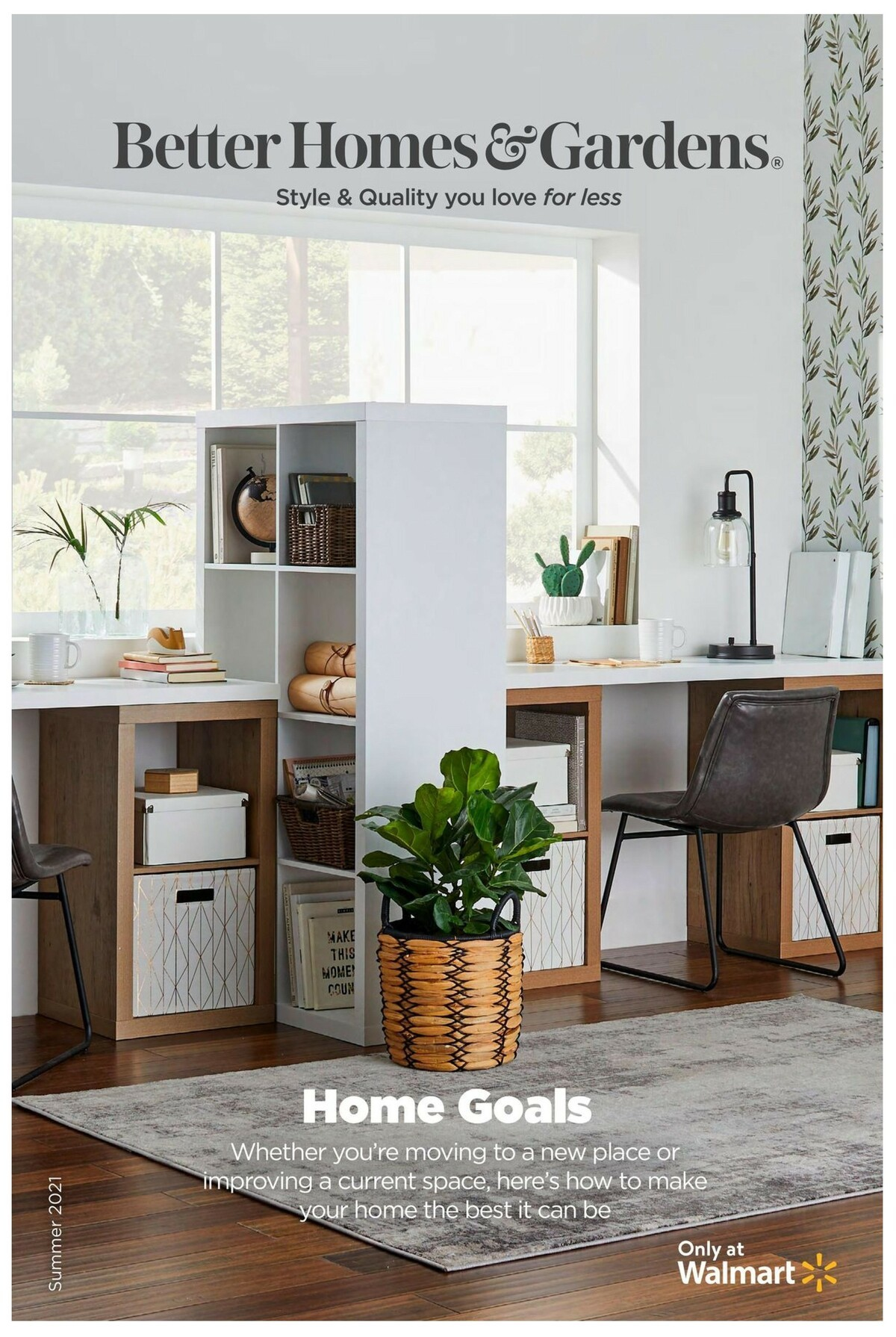Walmart Better Homes & Gardens Weekly Ad from July 12