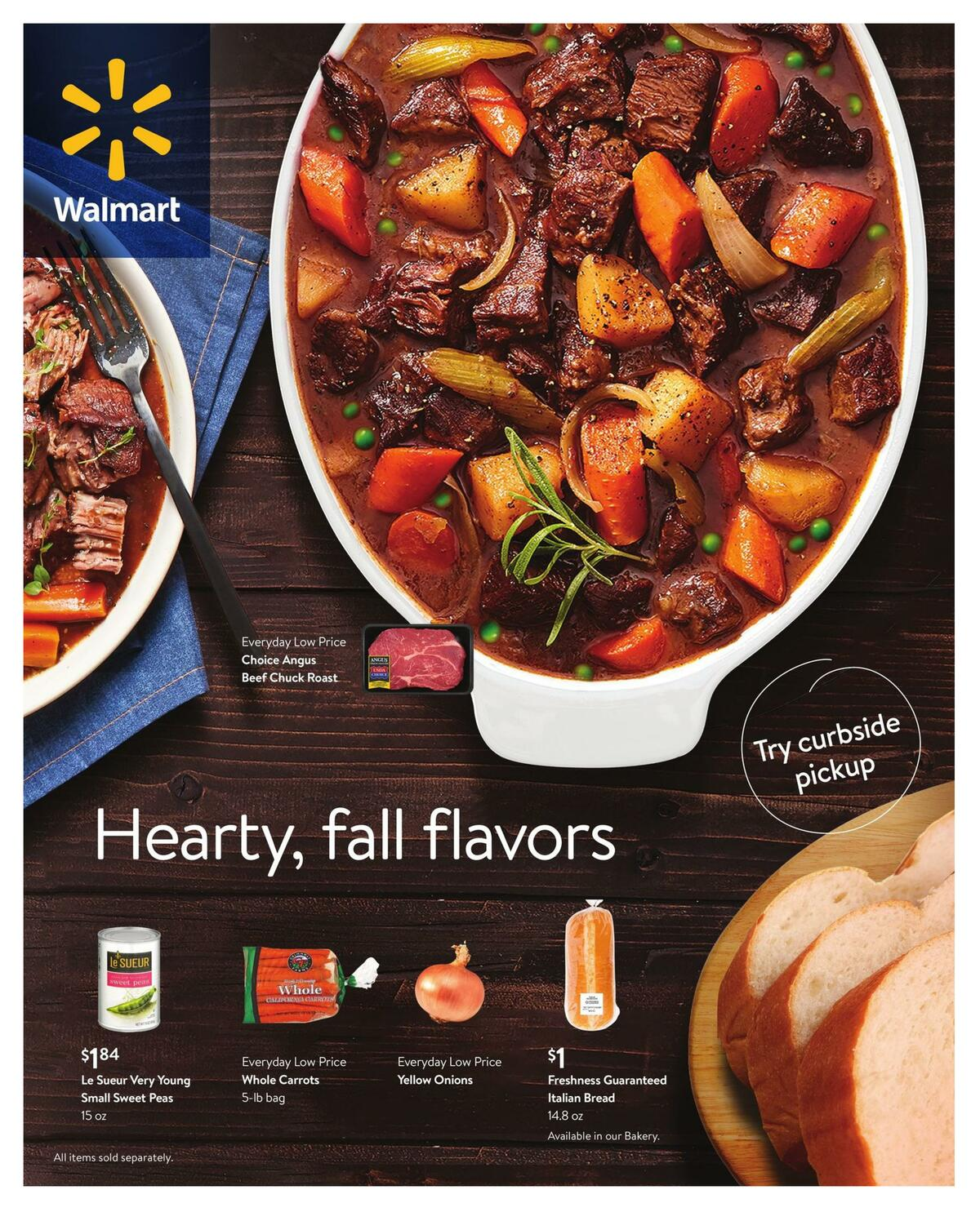 Walmart Weekly Ad from September 29