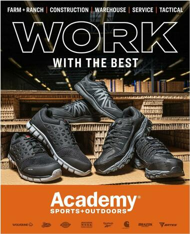 Academy Sports + Outdoors Workwear Guide
