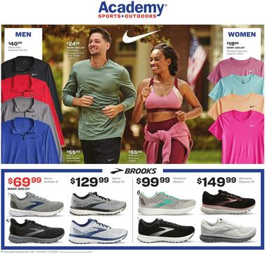 Academy Sports + Outdoors Active Ad