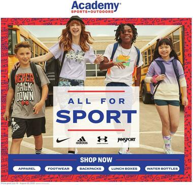 Academy Sports + Outdoors Kids Ad