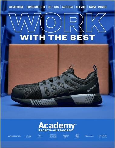 Academy Sports + Outdoors Fall Workwear Guide