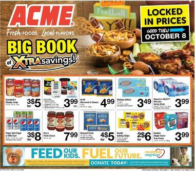 ACME Markets Big Book