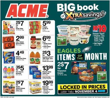 ACME Markets Big Book of Savings